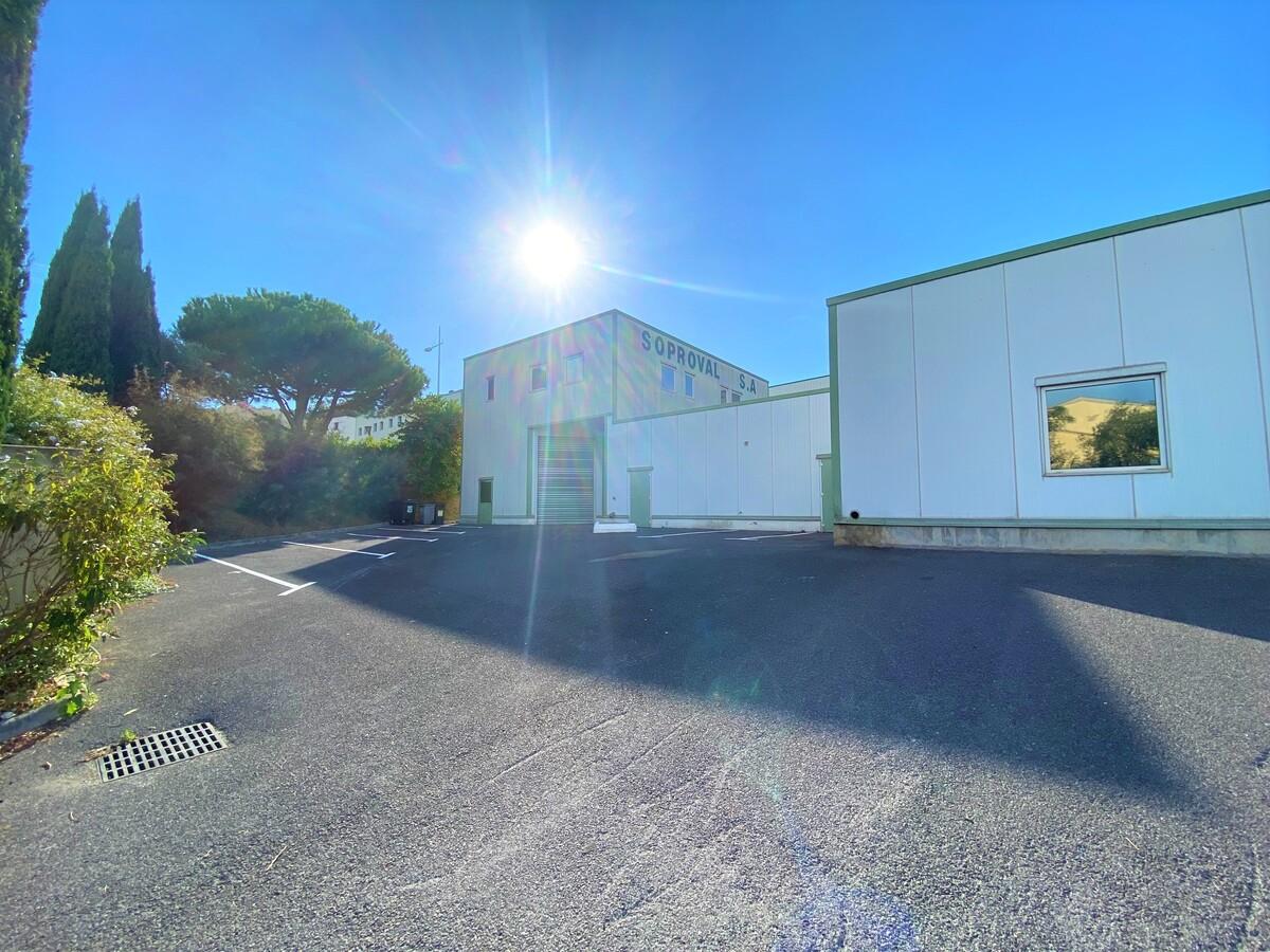 Dépôt / Entrepôt - La Seyne-sur-Mer